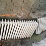 Купуваме чугунени радиатори в кв.Иван Вазов в София – 0895 2222 75