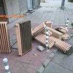 Изкупуваме тежки и големи радиатори